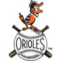 Logo Orioles de Baltimore 1959