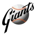 Logo Gigantes de Nueva York 1954