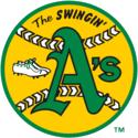 Logo Atléticos de Oakland 1973