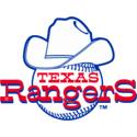 Logo Rangers de Texas 1974