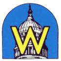 Logo Senadores de Washington 1953