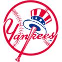 Logo Yankees de Nueva York 1976